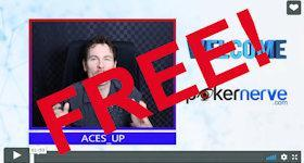 free poker training videos