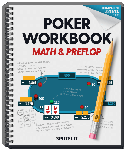math and preflop poker workbook