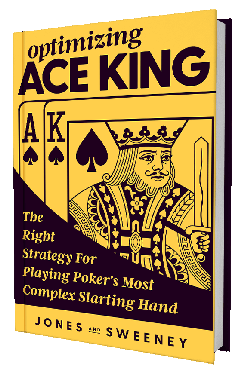 optimzing ace king poker book
