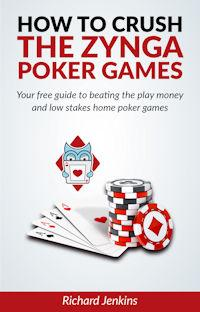 free zynga poker book