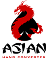asian hand converter poker software logo