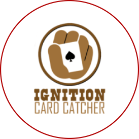 ignition card catcher poker software