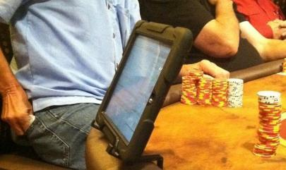 poker on your mobile