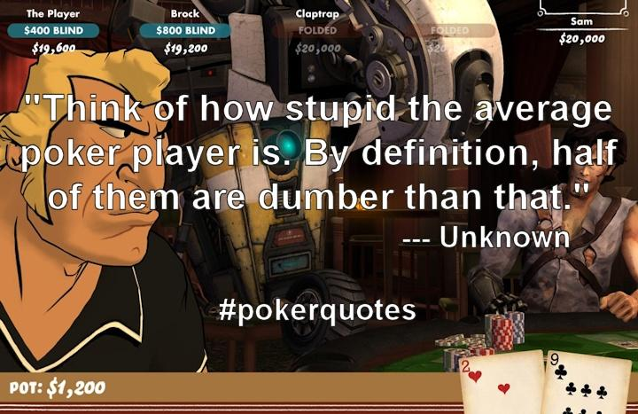 william hill sign up bonus poker quote
