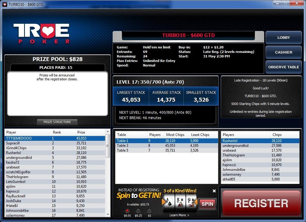 Winner poker site review