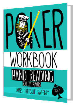 Hand Reading Poker Workbook